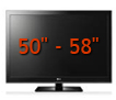 "Best 50"" to 58"" TV's"