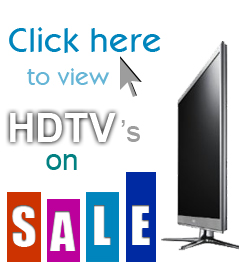 HDTV deals and sales